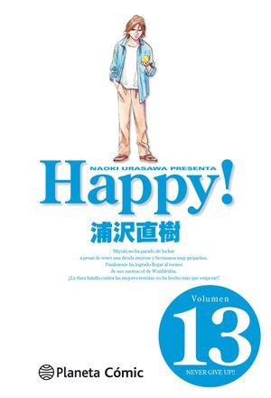 HAPPY! Nº 13/15