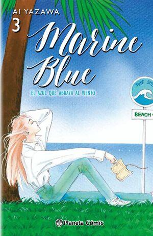 MARINE BLUE Nº 03/04