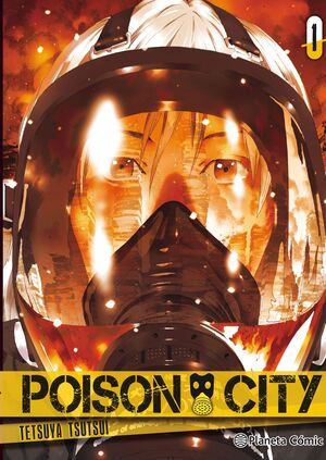 POISON CITY Nº 01/02
