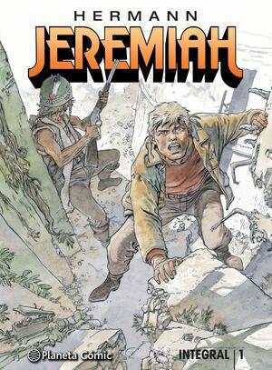 JEREMIAH (INTEGRAL) Nº 01 NUEVA EDICIÓN