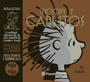 SNOOPY Y CARLITOS 1981-1982 Nº 16/25 (NUEVA EDICIÓN)