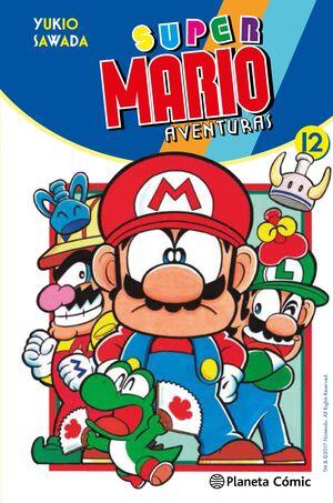 SUPER MARIO Nº 12