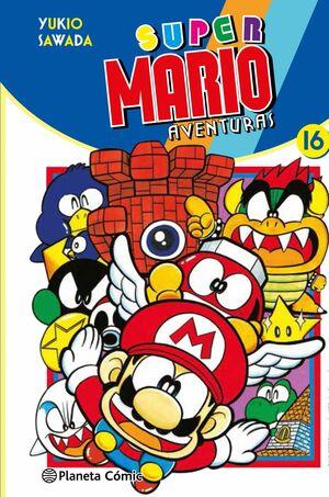 SUPER MARIO Nº 16