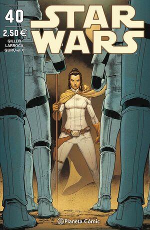 STAR WARS Nº 40