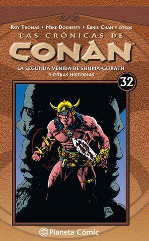 LAS CRÓNICAS DE CONAN Nº 32/34
