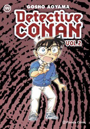 DETECTIVE CONAN II Nº99