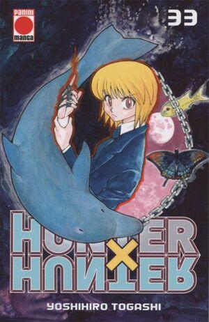 HUNTER X HUNTER N 33