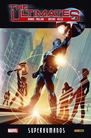 THE ULTIMATES 01: SUPERHUMANOS INTEGRAL