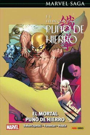 EL INMORTAL PUÑO DE HIERRO. EL MORTAL PUÑO DE HIERRO