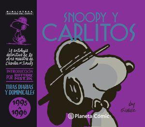 SNOOPY Y CARLITOS 1995-1996 Nº 23/25 (NUEVA EDICIÓN)