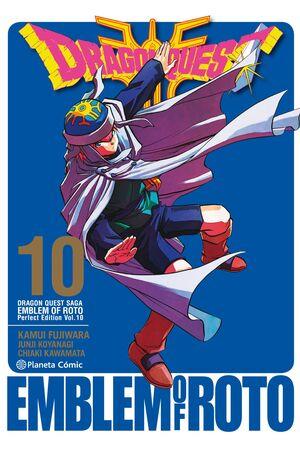 DRAGON QUEST EMBLEM OF ROTO Nº10/15