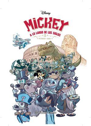 MICKEY A LO LARGO DE LOS SIGLOS