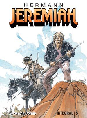 JEREMIAH (INTEGRAL) Nº05 (NUEVA EDICIÓN)