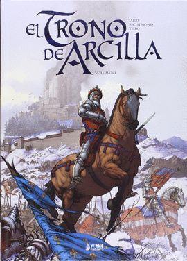 EL TRONO DE ARCILLA