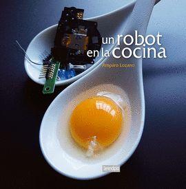UN ROBOT EN LA COCINA