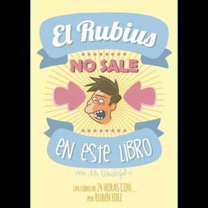 EL RUBIUS NO SALE EN ESTE LIBRO