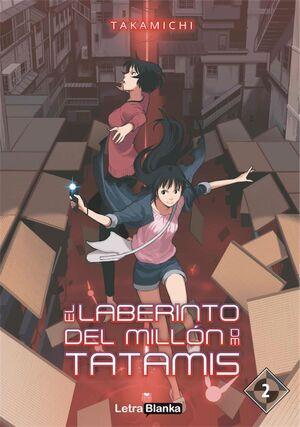 EL LABERINTO DEL MILLÓN DE TATAMIS  N 02
