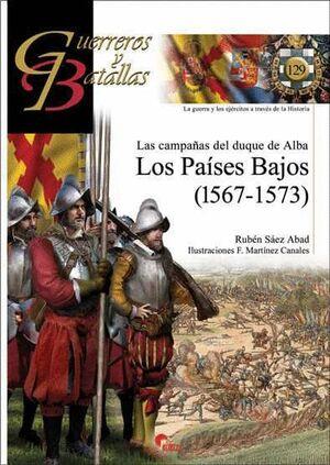 LOS PAÍSES BAJOS 1567-1573