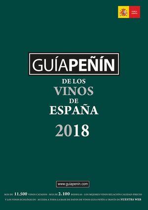 GUIA PEÑINH DE LOS VINOS DE ESPAÑA 2018
