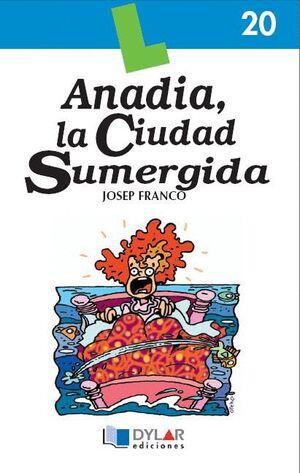 ANADÍA, LA CIUDAD SUMERGIDA-LIBRO  20