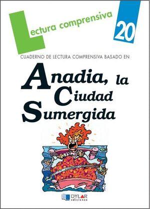 ANADÍA, LA CIUDAD SUMERGIDA-CUADERNO  20
