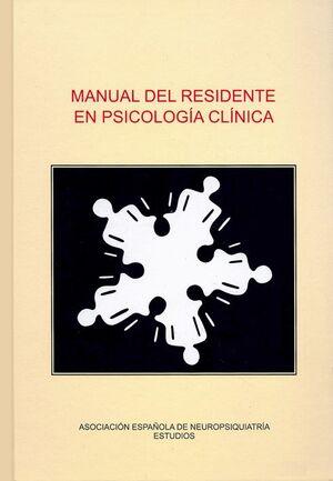 MANUAL DEL RESIDENTE EN PSICOLOGÍA CLÍNICA