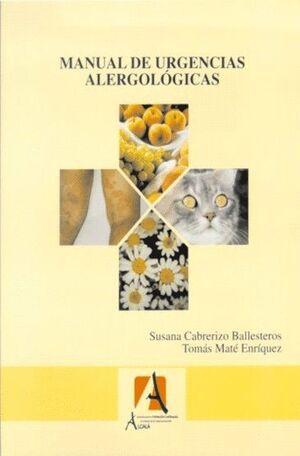 MANUAL DE URGENCIAS ALERGOLOGICAS