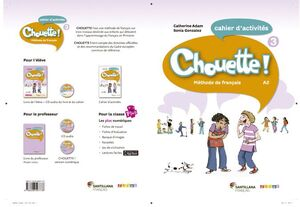 CHOUETTE 3 CAHIER D'EXERCICES