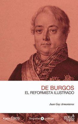 JAVIER DE BURGOS, EL REFORMISTA ILUSTRADO