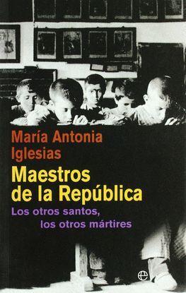 MAESTROS DE LA REPÚBLICA