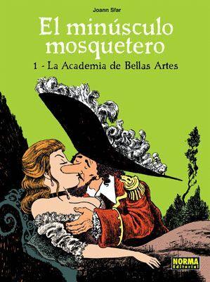 EL MINUSCULO MOSQUETERO 1 - LA ACADEMIA