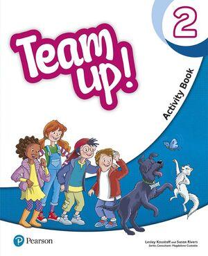 TEAM UP! 2 ACTIVITY BOOK