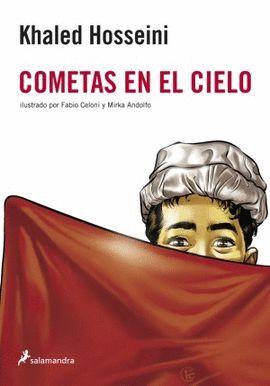 COMETAS EN EL CIELO (NOVELA GRÁFICA)