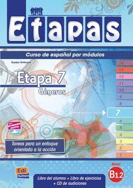 ETAPA 7, GÉNEROS