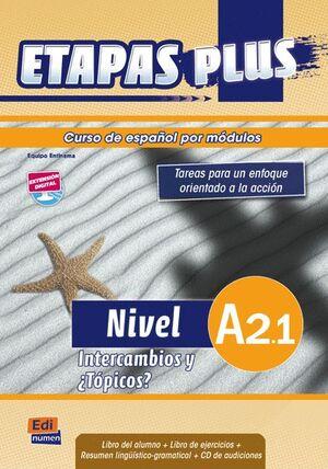ETAPAS PLUS, A2.1