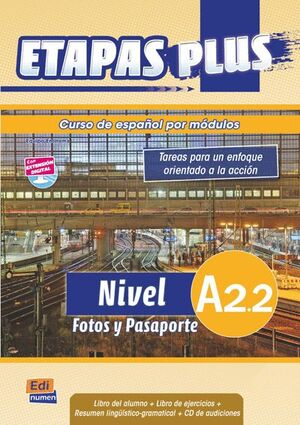 ETAPAS PLUS, A2.2