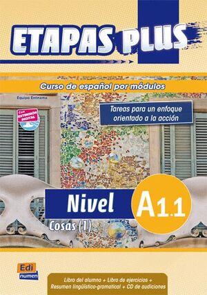 ETAPAS PLUS, A1.1