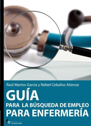 GUIA PARA LA BUSQUEDA DE EMPLEO DE ENFERMERIA 3ªED