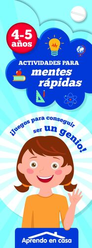 APRENDO EN CASA ACTIVIDADES PARA MENTES RÁPIDAS 4-5