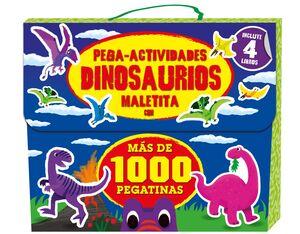 1000 PEGA ACTIVIDADES DINOSAURIOS