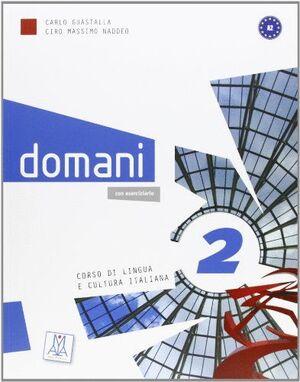 DOMANI 2 ALUM+DVD