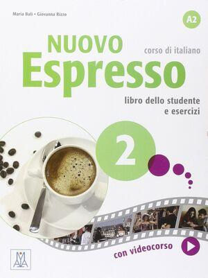 NUOVO ESPRESSO 2 (LIBRO +DVD)