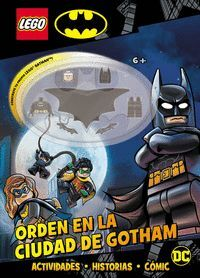 BATMAN LEGO:ORDEN EN LA CIUDAD DE GOTHAM