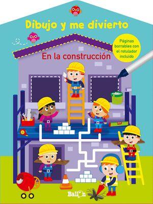 DIBUJO Y ME DIVIERTO EN LA CONSTRUCCION