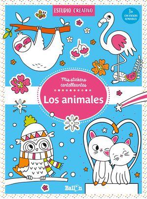 LOS ANIMALES STICKERS CENTELLEANTES