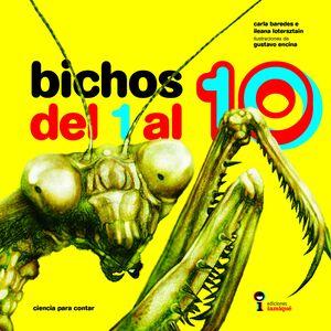BICHOS DEL 1 AL 10