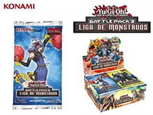 Sobre Battle Pack 3. Liga de Monstruos